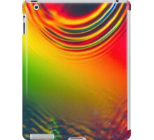 Colourful refraction iPad Case/Skin