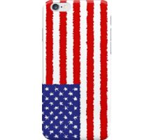 Smartphone Case - Flag of the United States of America - Painted iPhone Case/Skin