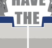 Blink Mover Sticker