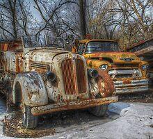 Retired Buddies by wiscbackroadz