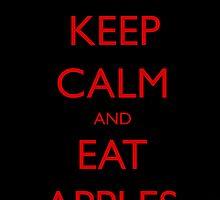 Eat Apples by DeadBird