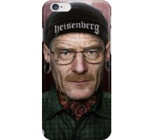 xWALTER WHITEx iPhone Case/Skin