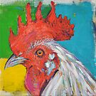 &#x27;Indomitable Chicken&#x27;  by Cat Leonard