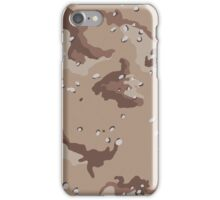 Desert Camo iPhone Case/Skin