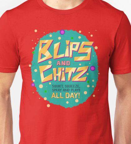 Rick & Morty - Blips and Chitz! Unisex T-Shirt