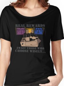 Real Rewards Women's Relaxed Fit T-Shirt
