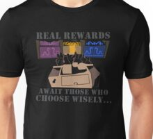 Real Rewards Unisex T-Shirt