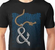 Of Mice & Men Anchor - The Calm , The Storm , The Flood , The Depths Unisex T-Shirt