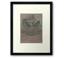 unearth Framed Print