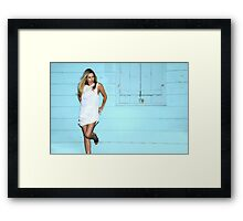 Irena Framed Print