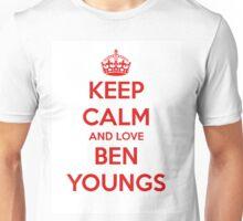 Keep Calm - Ben Youngs Unisex T-Shirt