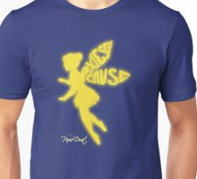 Pixies For A Cause - Typographical Logo Unisex T-Shirt