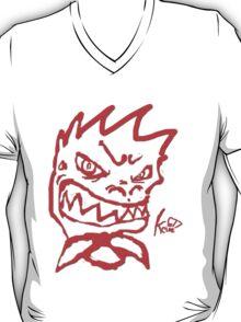 Fade red Rex smile  T-Shirt