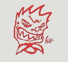 Fade red Rex smile  Unisex T-Shirt
