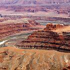 Colorado River, Moab, UT by Karen Jayne Yousse