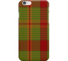 01580 Antigua & Barbuda District Tartan Fabric Print Iphone Case iPhone Case/Skin