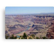 The Colorado River,Grand Canyon National Park,Arizonia,USA Canvas Print