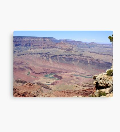 Grand Canyon National Park,Arizonia,USA Canvas Print