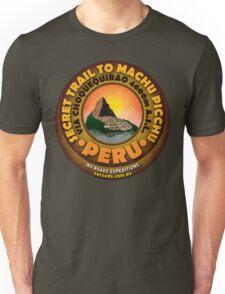 Machu Picchu Classic T T-Shirt