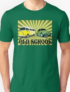 old schools vws T-Shirt