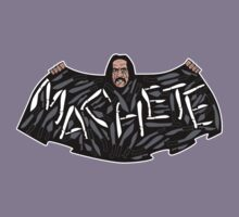 Machete! by nikholmes