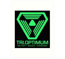 TriOptimum Corporation Art Print