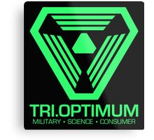 TriOptimum Corporation Metal Print