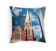 skyline Throw Pillow