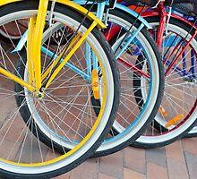 On Ya Bike by Jenny Dean