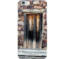 Doorway to the Unknown iPhone Case iPhone Case/Skin