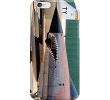 F-105 Thunder Chief iPhone Case iPhone Case/Skin