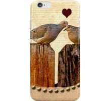 LOVE IN BLOOM...... iPhone Case/Skin