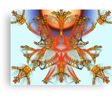 Tut57#9: The Fatal Flight of Icarus (G1203) Canvas Print