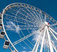 ferris wheel by Anne Scantlebury