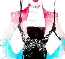 nobody can see you by Kristina Fekhtman