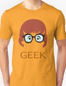 Velma Dinkley Geek T-Shirt