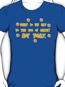 Game of thrones Dragon Ball Z T-Shirt