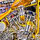 Gold Digger Chopper by RoySorenson