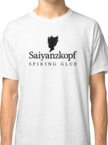 Super Saiyan Hair Gel Classic T-Shirt