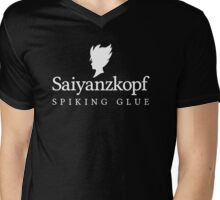 Super Saiyan Hair Gel (2nd Version)  Mens V-Neck T-Shirt