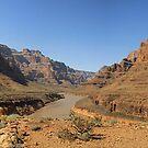 Grand Canyon Panorama 2013 by Kezzarama