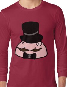 Fancy Blobfish Long Sleeve T-Shirt