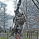State of North Carolina Monument, Gettysburg PA by Jane Neill-Hancock