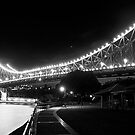 The Story Bridge - B&W by Jack McClane