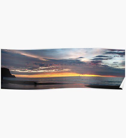 Dawn Panorama Poster