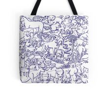 World Wildlife Tote Bag
