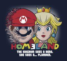 Homeland One Piece - Long Sleeve