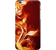 Flames II  iPhone Case/Skin