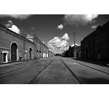 Ipswich Railway Workshops Queensland Photographic Print