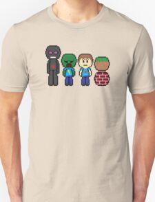 minecraft!!!!!!!! T-Shirt